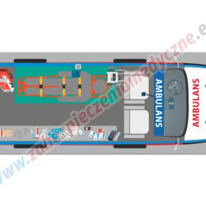 Mata edukacyjna ambulans