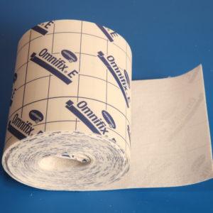szeroki plaster